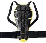Spidi Z140-016 Protezione per Moto Back Warrior Evo, Nero, Misura TU