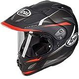 ARAI Tour X4 Break Rosso Adventure Casco per Moto Taglia M