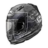 Casco Arai Rebel Command Black Xx
