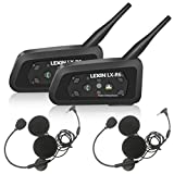LEXIN LX-R6 interfono moto, moto auricolare bluetooth, interfono Bluetooth...