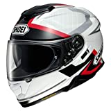 SHOEI INTEGRALE 2203AFFA GT-AIR II AFFAIR TC-6 WHITE GREY (BIANCO GRIGIO) M