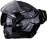 Scorpion EXO-TECH PULSE Black L