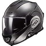 LS2 FF399 VALIANT - Casco integrale da moto Jeanss, convertibile flip-up,...
