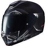 Casco Moto Hjc Rpha 90 Plain Nero (M , Nero)