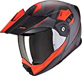 CASCO SCORPION ADX-1 TUCSON CEMENT GRAY MATT-RED S