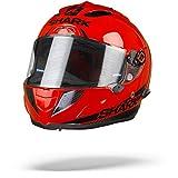 Shark RACE-R PRO GP - Casco per 30esimo compleanno, colore rosso carbonio...