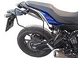 Telaietti specifici per borse soffici laterali per Yamaha MT-07...