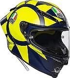 AGV CASCO PISTA GP RR ECE-DOT TOP MPLK SOLELUNA 2019 XS