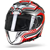 Airoh GP5R55 Gp500 Rival Red Gloss M, Rival Red Gloss, M