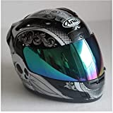 MTCTK Casco Integrale Di Sicurezza Arai Racing Motorcycle Motocross...