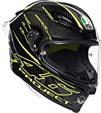 CASCO INTEGRALE AGV PISTA GP R - ROSSI PROJECT 46 3.0 (L)