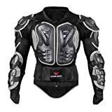 Giacca da motociclista Full Body Armor Giacca protettiva ATV Guard Shirt...