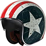 Origine Helmets Sprint Casco Unisex Adulti, Multicolore (Rosso/Blu), M...