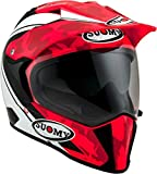 Suomy Casco Mx Tourer Desert, Red, S