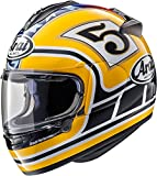 Casco Arai Chaser-X Edwards Legend Yellow La