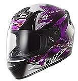 LS2 - mod. FF351 FF352 - Casco integrale per moto, da donna, motivo:...