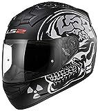 LS2 X-Ray FF352 - Casco integrale per moto da corsa, omologato per l'uso...