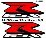 Adesivi per carene GSX R 600/750/1000