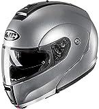 Casco moto HJC C90 Grigio / CR SILVER, Grigio, L