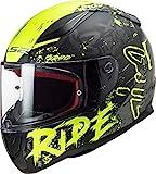 LS2, Casco integrale de moto Rapid, Naughty, NA L