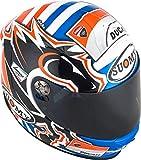 Suomy Casco Sr-Sport Dovizioso Gp Replica Ducati, Grafica, M