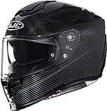 HJC Helmets Casco moto RPHA 70 CARBON BLACK, Nero, XL