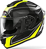 Airoh CASCO ST.501 PRIME YELLOW GLOSS S