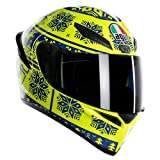 AGV, Casco Moto Integrale K1 E2205 Top uomo, Winter Test 2015, ML