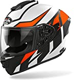 Airoh CASCO ST.501 FROST ORANGE MATT M
