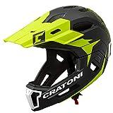 Cratoni W2015081400, Maniac 2.0MX, Casco da Bicicletta MTB, Colore nime...