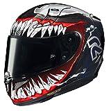 Hjc Rpha 11 Venom Marvel Ii, Mc1, S