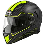 Airoh - casco moto airoh movement s faster yellow matt mvsfs31 - cam1e - xl
