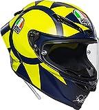 CASCO INTEGRALE AGV PISTA GP R TOP SOLELUNA 2018 TG. ML
