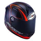 Suomy Casco Sr-Sport Carbon, Red, XS