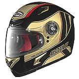 X-Lite X 802R Brave integral casco