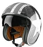 Origine Helmets Sprint Casco Unisex Adulti, Grigio/Nero, XS (54 cm)