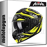 Airoh CASCO ST.501 FROST BLUE/RED GLOSS S