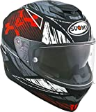 Suomy Casco Stellar Phantom, Matt, M
