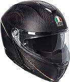 AGV Sportmodular Carbon Tricolore Casco