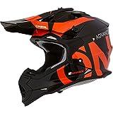 O'NEAL | Casco da motocross | MX | Calotta in ABS, Standard di sicurezza...
