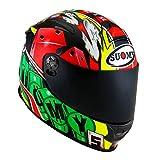 Suomy Casco integrale moto Sr Sport Vegaz taglia XS helmet casque