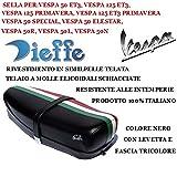 SELLA SELLINO PER VESPA 50 125 ET3, PRIMAVERA 125, 50 SPECIAL, 50 ELESTAR,...
