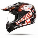 ato 805 casco da motocross per bambino