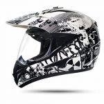 casco moto da cross ato 800 gs war