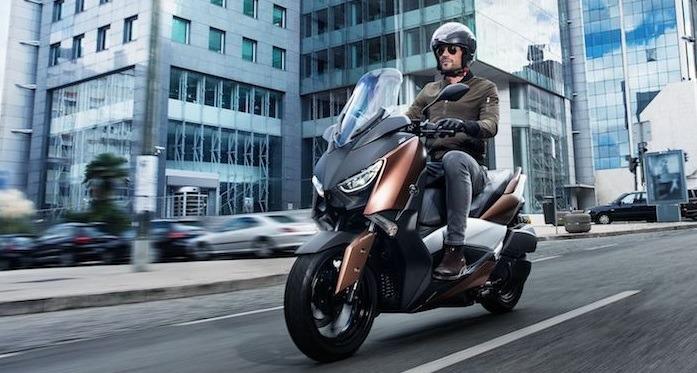 casco per scooter citta