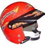 famosa 800003101 casco moto cross bambino