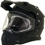 oneal sierra casco enduro con visiera