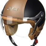 soxon sp-325 casco per vespa vintage