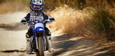 tuta motocross bambino header