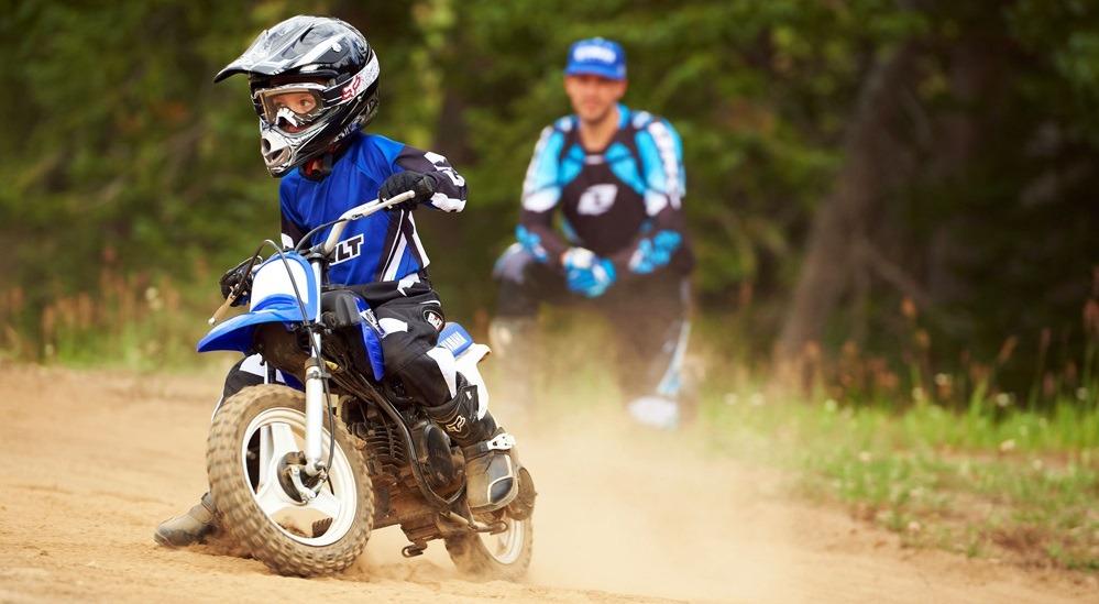 tutina da motocross per bambino